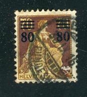 Schweiz / 1915 / Mi. 127 Gestempelt (6193) - Oblitérés