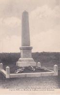 MONUMENT COMMEMORATIF DES STENOGRAPHES MORT POUR LA PATRIE ERIGE EN 1922 AU MOULIN DE LAFFAUX (SOISSONS)  REF 72667 - Monumenti Ai Caduti
