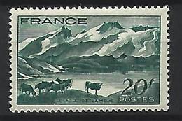 Timbre France En Neuf ** N 582 - Ungebraucht