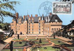 37 - Langeais - Le Château - Cour Intérieure - Langeais