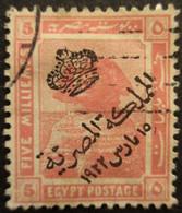 EGYPTE N°73 Oblitéré - Gebraucht