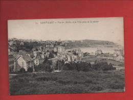 CPA - Saint Cast - Vue Des Mielles Et De L'Isle Prise De La Colonne - Saint-Cast-le-Guildo