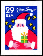1994 29 Cents Christmas, Self Adhesive - Ungebraucht