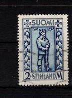 FINLANDE- Timbre   De 1938  ( Ref 3769 A ) - Gebraucht