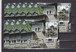 Andorra Española Nº 461 - 10 Hojas - Ungebraucht