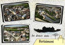 BERLAIMONT - VUE PANORAMIQUE - L'ECLUSE - LE MONUMENT - Berlaimont