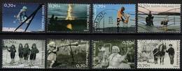 2007 Finland Michel 1870-7 Memories Of Finland, Complete Set Used. - Blocks & Kleinbögen