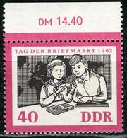 A07-17-4) DDR - Mi 924 Oberrand  ✶✶ - 40Pf    10 Jahre Deutscher Fernsehfunk - Ungebraucht