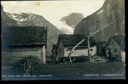 Parti Fra Naesdal Loen I Nordfjord Eneberettiget Knudsen - Norway