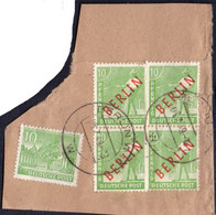 BERLIN  OVPT - 1949 - Gebraucht