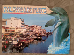 DAUPHIN  DOLPHIN PALAVAS LES FLOTS - Dolphins
