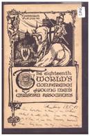 YMCA - WORLD CONFERENCE OF YOUNG MEN'S CHRISTIAN ASSOCIATIONS - EDINBURGH 1913 - TB - Altri
