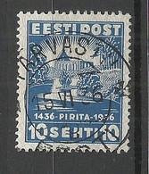 Estland Estonia 1936 O TARVASTU Michel 121 - Estland