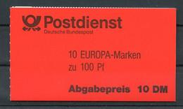 1994, Bundesrepublik Deutschland, MH 30, Gest. - Markenheftchen