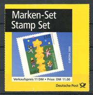2000, Bundesrepublik Deutschland, MH 41, Gest. - Markenheftchen