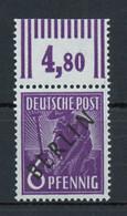 1948, Berlin, 2 W OR, ** - Ohne Zuordnung