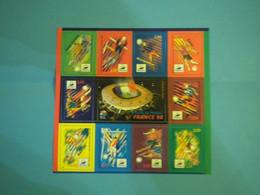 1998 N° 19 BLOCS NEUF** VOIR SCAN - Souvenir Blocks