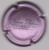 Capsule Champagne PETERS Pierre { N°26c : Violine Et Noir } {S43-21} - Sin Clasificación