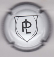 Capsule Champagne PERTOIS_LEBRUN { N°1 : Blanc Et Noir } {S43-21} - Sin Clasificación
