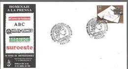 MATASELLOS 19781  SEVILLA - 1981-90 Storia Postale
