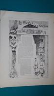 Extrait De L'illustration De 1900,exposition Universelle La Russie à L'exposition - Architectuur