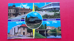 Vinkovci.Tank - Croatia