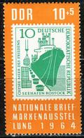 A07-18-2) DDR - Mi 1058 ✶✶ - 10+5Pf       Briefmarkenausstellung Berlin - Ungebraucht