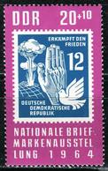 A07-18-2) DDR - Mi 1059 ✶✶ - 20+10Pf       Briefmarkenausstellung Berlin - Ungebraucht