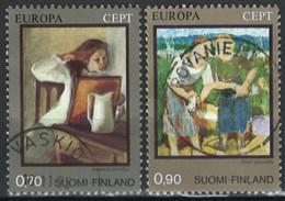 Finland 1975. Mi.Nr. 764-765, Used O - Gebraucht