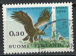 Finland 1970. Mi.Nr. 667, Used O - Gebraucht