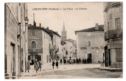Lablachere , La Place , Le Clocher - Otros Municipios