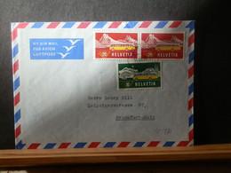 95/838 LETTRE  SUISSE 1959 - Cartas