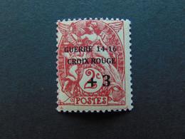 Très Beau N°. 4A (numérotation Maury) De La 1ère Guerre Mondiale - Timbre Non Signé - Guerres