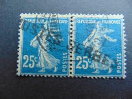 Magnifique Et Rare Paire Du N°. 8 Des Postes Serbes à Corfou Oblitéré Par Oblitération En Caractères Cyrilliques - Guerres