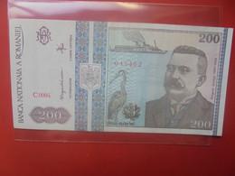 ROUMANIE 200 LEI 1992 Peu Circuler(B.25/2) - Romania