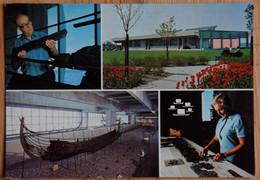 Roskilde - Vikingeskibshallen - Viking Ship Museum - Multivue - Multivues - Multi Vues - Pli Côté Droit - (n°21549) - Denmark