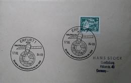 H 18 Lettre Antartique Allemagne - Zonder Classificatie