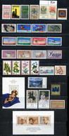 Germany 1978. Complete Commemorative Year Set. All MINT ** (MNH) 30 Stamps + 2 Sheets - Ungebraucht