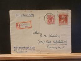 95/885 LETTRE ALLEMAGNE 1946 - Gemeinschaftsausgaben