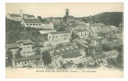 MINE D'OR DU CHATELET - Vue D'ensemble - Bergbau