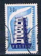 1956 Europa YT 1077 - Gebraucht