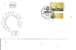 Israel - Christophe Colomb ( FDC De 1992 à Voir) - FDC