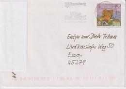 1000 Jahre Bad Frankenhausen - Mit Werbestempel Braunschweig, 2000 - Umschläge - Gebraucht