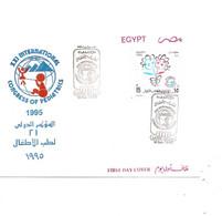 Santé - Pédiatrie ( FDC D'Egypte De 1995 à Voir) - Other