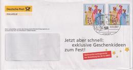 Weihnachten 2007, Nikolausdorf, Sonderstempel 2007 - Privatumschläge - Gebraucht