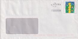 Europa 2000 - Briefzentrum 04 Mit Werbestempel Leipziger Messe - MIDORA, 2001 - Umschläge - Gebraucht