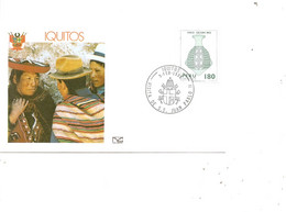 Pérou - Culture Inca ( FDC De 1985 à Voir) - Peru