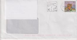 1000 Jahre Bad Frankenhausen - Mit Werbestempel Briefzentrum 45 - Umstellung Euro, 2000 - Umschläge - Gebraucht