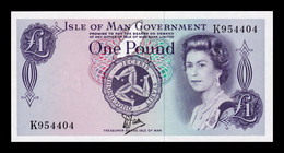 Isle Of Man - Isla De Man 1 Pound Elizabeth II 1979 Pick 34 SC UNC - 1 Pound
