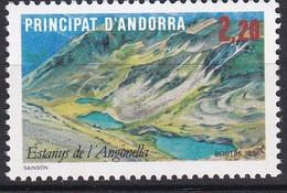 Andorre Français T U C 1986 YF 351 Neuf - Ungebraucht